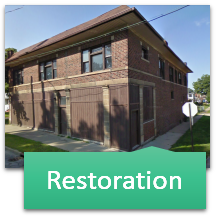 Help us restore our new, 6-unit center!